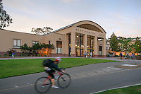 Performing Arts Building at UCSB