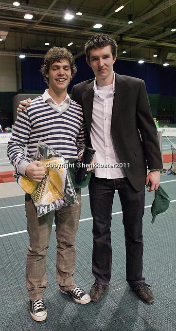 2011-02-08, Tennis, Rotterdam, ABNAMROWTT,  Sportplaza