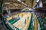 S&ouml;dert&auml;lje 2014-01-03 Basket Basketligan S&ouml;dert&auml;lje Kings - Bor&aring;s Basket :  <br /> Vy &ouml;ver T&auml;ljehallen under matchen mellan S&ouml;dert&auml;lje Kings och Bor&aring;s <br /> (Foto: Kenta J&ouml;nsson) Nyckelord:  inomhus interi&ouml;r interior supporter fans publik supporters