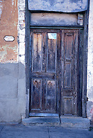 Old Havana Cuba Wood Doorway, Republic of Cuba, , pictures of front door entrances