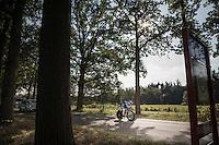 Caleb Ewan (AUS/Orica-BikeExchange)<br /> <br /> 12th Eneco Tour 2016 (UCI World Tour)<br /> stage 2: Breda-Breda iTT (9.6km)