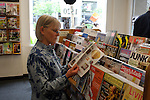 Reading at Bookshop Santa Cruz