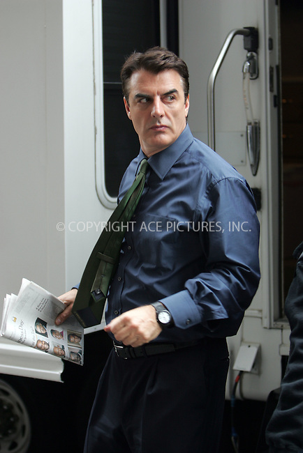 WWW.ACEPIXS.COM . . . . . ....November 1 2007, New York City....Actor Chris Noth walks to the set of 'Sex and the City, The Movie' on the East side of Manhattan.....Please byline: DAVID MURPHY - ACEPIXS.COM.. . . . . . ..Ace Pictures, Inc:  ..(646) 769 0430..e-mail: info@acepixs.com..web: http://www.acepixs.com
