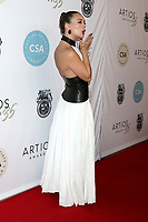 LOS ANGELES - JAN 30:  Billie Lourd at the 35th Artios Awards at the Beverly Hilton Hotel on January 30, 2020 in Beverly Hills, CA