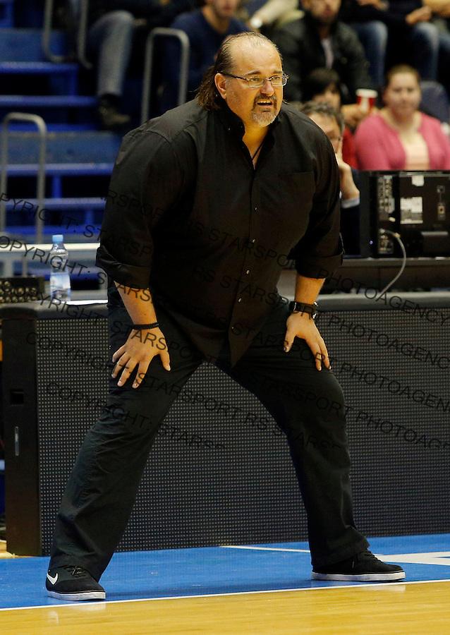 Aleksandar Dzikic jadranska aba liga Crvena Zvezda - Krka 16.11.2014. (credit image & photo: Pedja Milosavljevic / STARSPORT / +318 64 1260 959 / thepedja@gmail.com)