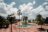 June 1, 1977. Pines Island, Cuba. The island is also known as a vacation place for Cubans. When workers are rewarded with vacation time they visit Pines Island and enjoy the beautiful beaches.