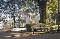 Erice: giardino del Balio <br /> erice: Del Balio garden park