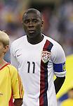 30 June 2007: United States' Freddy Adu. At Le Stade Olympique in Montreal, Quebec, Canada. South Korea's Under-20 Men's National Team played the United States' Under-20 Men's National Team to a 1-1 draw in a Group D opening round match during the FIFA U-20 World Cup Canada 2007 tournament.