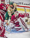 2014-11-25 NCAA: UMass Amherst at Vermont Men's Hockey