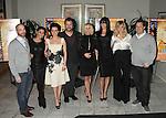 "BEVERLY HILLS, CA - MARCH 04: Sam Goldwyn, Emmanuelle Chriqui, Carla Gugino, Marley Shelton, Adrianne Palicki, Malin Akerman and Peter Goldwyn arrive at the ""Elektra Luxx"" Los Angeles Premiere at The Aidikoff Screening Room on March 4, 2011 in Beverly Hills, California."