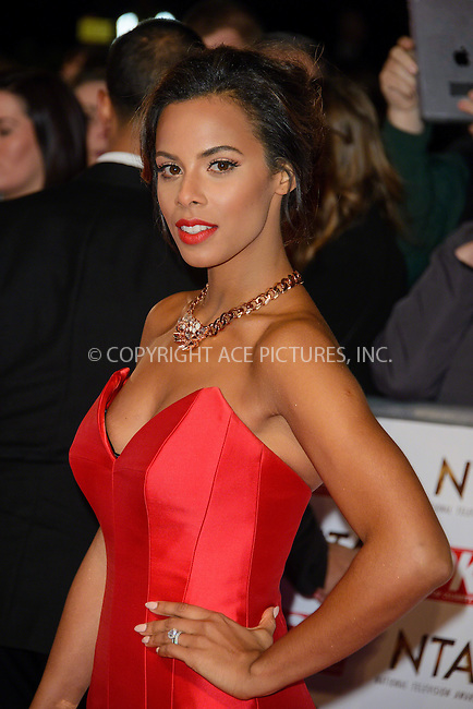 WWW.ACEPIXS.COM<br /> <br /> January 20 2015, London<br /> <br /> Rochelle Wiseman attends the National Television Awards at the O2 Arena on January 21 2015 in London<br /> <br /> <br /> By Line: Famous/ACE Pictures<br /> <br /> <br /> ACE Pictures, Inc.<br /> tel: 646 769 0430<br /> Email: info@acepixs.com<br /> www.acepixs.com