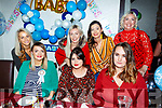 Bernie O&rsquo;Brien from Kilmoyley, enjoying her baby shower in Cassidys on Saturday night.<br /> Seated l-r, Amanda O&rsquo;Connor, Bernie O&rsquo;Brien and Inese Gintre.<br /> Back l-r, Pia Thornton, Tracy Grimes, Linda Cremins and Theresa Grimes.