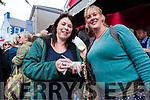 Justine Kelliher and Emma Harte enjoying the Dingle Food Festival over the weekend.