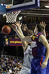 Ivanov vs Rabaseda. FC Barcelona Regal vs Lietuvos Rytas : 90 - 66.