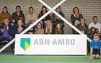 Januari 24, 2015, Rotterdam, ABNAMRO, Supermatch, Publiek<br /> Photo: Tennisimages/Henk Koster