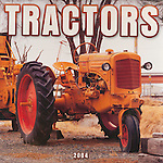 Published photography by Larry Angier..Tractors 2004 Calendar cover, Browntrout Publishers