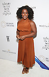 Uzo Aduba attends the opening night performance of 'Sunday in the Park with George' at the Hudson Theatre on February 23, 2017 in New York City.