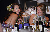 American journalist and author Katie Couric, right, and actress Ashley Judd, left, attend the annual White House Correspondent's Association Gala at the Washington Hilton hotel April 25, 2015 in Washington, D.C. The dinner is an annual event attended by journalists, politicians and celebrities.<br /> Credit: Olivier Douliery / Pool via CNP