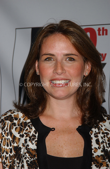 WWW.ACEPIXS.COM . . . . . ....October 4, 2006, New York City. ....Alexis Glick attends the Fox News Channel's 10th Anniversary VIP Party hosted by Rupert Murdoch and Roger Ailes. ....Please byline: KRISTIN CALLAHAN - ACEPIXS.COM.. . . . . . ..Ace Pictures, Inc:  ..(212) 243-8787 or (646) 769 0430..e-mail: info@acepixs.com..web: http://www.acepixs.com