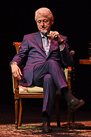 FORT LAUDERDALE FL - JUNE 12: Former U.S. President Bill Clinton speaks during 'The President is Missing' book tour at The Broward Center on June 12, 2018 in Fort Lauderdale, Florida. Credit: mpi04/MediaPunch