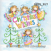 Theresa, angels,Christmas wishes,CHRISTMAS CHILDREN, WEIHNACHTEN KINDER, NAVIDAD NIÑOS, paintings+++++,GBTG917,#xk#