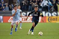 San Jose, CA - Saturday September 15, 2018: Chris Wondolowski during a Major League Soccer (MLS) match between the San Jose Earthquakes and Sporting Kansas City at Avaya Stadium.