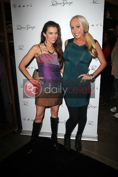 Alicia Arden, Mary Carey<br /> at the Launch Party for Q by Jodi Lyn O'Keefe, Dari Boutique, Studio City, CA 01-23-12<br /> David Edwards/DailyCeleb.com 818-249-4998