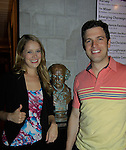 06-25-14 PA Shakespeare Fest. Marnie Schulenburg Zack Robidas Two Gentlemen of Verona