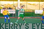 Killarney Celtic v Carew Pk(Limerick) when the sides met in Killarney last Saturday evening.