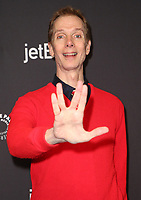 "24 March 2019 - Hollywood, California - Doug Jones. 2019 PaleyFest LA - ""Star Trek: Discovery"" held at Dolby Theater. <br /> CAP/ADM/FS<br /> ©FS/ADM/Capital Pictures"