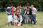 Slane Castle crowd shots