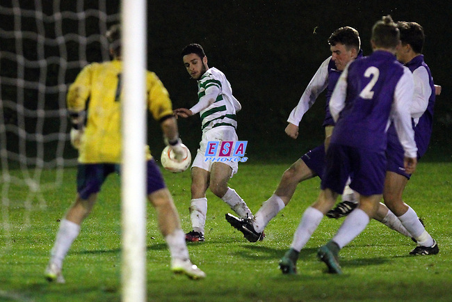 CORINTHIAN v ERITH AND BELVEDERE<br /> KENT YOUTH LEAGUE<br /> KENT INVITATIONAL CUP<br /> THURSDAY 19TH NOVEMBER 2015