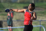 NELSON, NEW ZEALAND - MARCH 30: South Island Secondary School Athletics Championships on March 30, 2019 in Nelson, New Zealand. (Photo by Chris Symes/Shuttersport Limited)