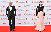 Steve Coogan and Suranne Jones at the British Academy (BAFTA) Television Awards 2019, Royal Festival Hall, Southbank Centre, Belvedere Road, London, England, UK, on Sunday 12th May 2019.<br /> CAP/CAN<br /> &copy;CAN/Capital Pictures