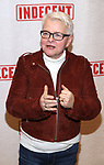 """Paula Vogel attends the """"Indecent"""" Media Day at Playwrights Horizons on March 13, 2017 in New York City."""