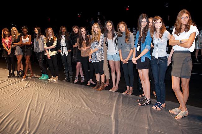 NYFW Vivienne Tam SS2011