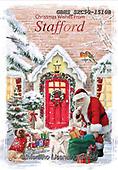 John, CHRISTMAS SANTA, SNOWMAN, WEIHNACHTSMÄNNER, SCHNEEMÄNNER, PAPÁ NOEL, MUÑECOS DE NIEVE, paintings+++++,GBHSSXC50-1510B,#x#