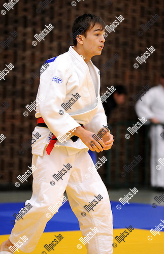 2011-10-22 / Judo / seizoen 2011-2012 / VK Herentals / Adlan Katchikaev..Foto: Mpics
