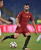 Maxime Gonalons Roma <br /> Roma 01-09-2017 Stadio Olimpico Football Friendly match AS Roma - Chapecoense Foto Andrea Staccioli / Insidefoto