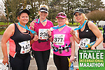 Mary Harris 147, Claire Molloy 236, Ann Shea 377, Jane Costello 61, who took part in the Kerry's Eye Tralee International Marathon on Sunday 16th March 2014.
