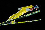 Anders Bardal of Norway during the Men's Normal Hill Individual of the 2014 Sochi Olympic Winter Games at Russki Gorki Ski Juming Center on February 9, 2014 in Sochi, Russia. Photo by Victor Fraile / Power Sport Images