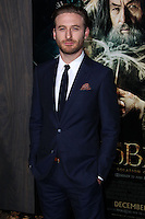 "HOLLYWOOD, CA - DECEMBER 02: Dean O'Gorman arriving at the Los Angeles Premiere Of Warner Bros' ""The Hobbit: The Desolation Of Smaug"" held at Dolby Theatre on December 2, 2013 in Hollywood, California. (Photo by Xavier Collin/Celebrity Monitor)"
