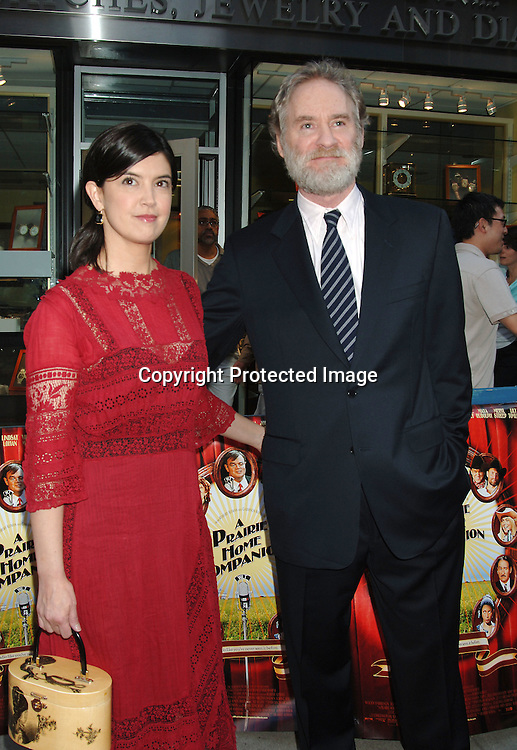 "Phoebe Cates and Kevin Kline..at The New York Premiere of ""A Prairie Home Companion""..on June 4, 2006 at The DGA Theatre...Robin Platzer, Twin Images"