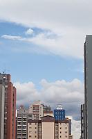 CURITIBA, PR, 15 DE DEZEMBRIO DE 2013 - CLIMATEMPO - Tarde de terca-feira (15) com o tempo nublado em Curitiba. A previsao para o resto do dia e de instabilidade e pancadas de chuvas com trovoadas. (FOTO: ROBERTO DZIURA JR./BRAZIL PHOTOS PRESS)