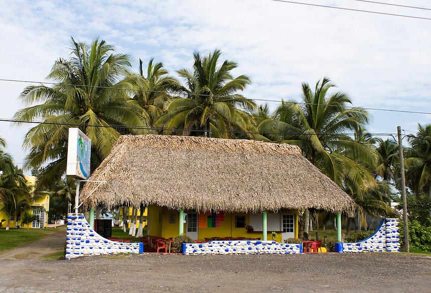Roadside shooting on the Costa Esmeralda, Veracruz