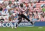 Juventus' Cristian Molinaro equalises...Pre-Season Friendly..Sunderland v Juventus..4th August, 2007..--------------------..Sportimage +44 7980659747..admin@sportimage.co.uk..http://www.sportimage.co.uk/