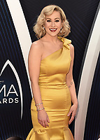 NASHVILLE, TN - NOVEMBER 14:  Kellie Pickler at the 52nd Annual CMA Awards at the Bridgetone Arena on November 14, 2018 iin Nashville, Tennessee. (Photo by Scott Kirkland/PictureGroup)