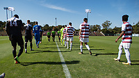 Stanford, CA:  Stanford Men's Soccer versus Oregon State at Cagan Stadium.