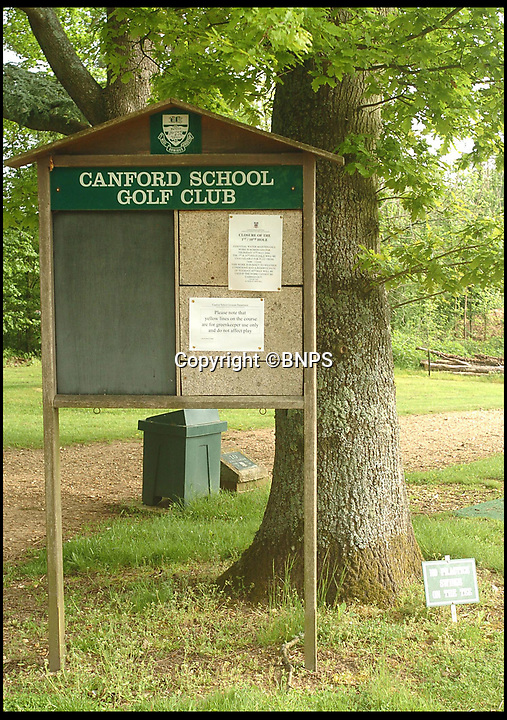 "BNPS.co.uk (01202 558833)<br /> Pic: BNPS<br /> <br /> Canford School Golf Club.<br /> <br /> A prestigious private school wants a public footpath that runs across its land diverted due to the amount of dogs' mess left on its immaculate playing fields.<br /> <br /> Bosses at £30,000 a year Canford School in Dorset have also cited concerns for the safety of ramblers being hit by stray golf balls as the path runs close to its golf course.<br /> <br /> They have applied to the local council to reroute the long-established path off their land altogether.<br /> <br /> One objector said: ""The level of pettiness and entitlement is unreal."""