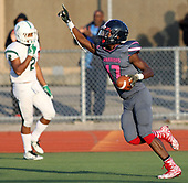 West Bloomfield defeats Southfield in a high scoring affair 62-37 during varsity football action at Southfield High School Friday, Oct. 13, 2017. Photos: Larry McKee, L McKee Photography. PLEASE NOTE: ALL PHOTOS ARE CUSTOM CROPPED. BEFORE PURCHASING AN IMAGE, PLEASE CHOOSE PROPER PRINT FORMAT TO BEST FIT IMAGE DIMENSIONS. L McKee Photography, Clarkston, Michigan. L McKee Photography, Specializing in Action Sports, Senior Portrait and Multi-Media Photography. Other L McKee Photography services include business profile, commercial, event, editorial, newspaper and magazine photography. Oakland Press Photographer. North Oakland Sports Chief Photographer. L McKee Photography, serving Oakland County, Genesee County, Livingston County and Wayne County, Michigan. L McKee Photography, specializing in high school varsity action sports and senior portrait photography.